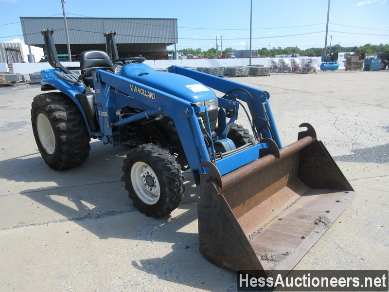 USED1998NEWHOLLANDT1630TRACTOR #37819-2