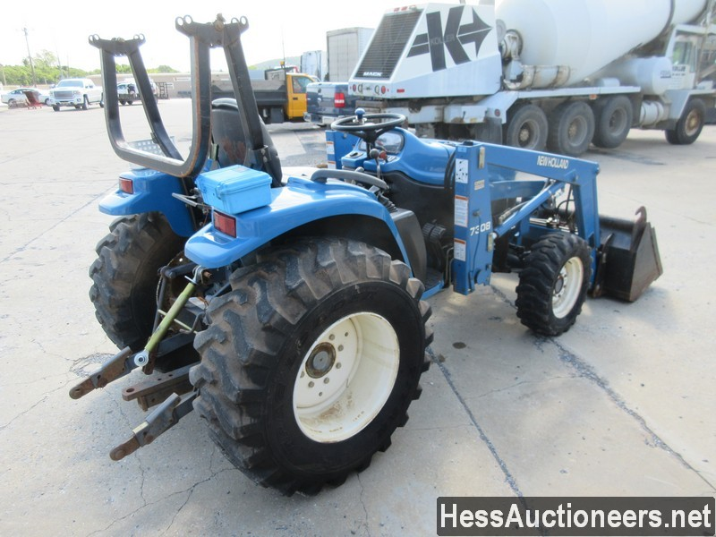 USED1998NEWHOLLANDT1630TRACTOR #37819-3