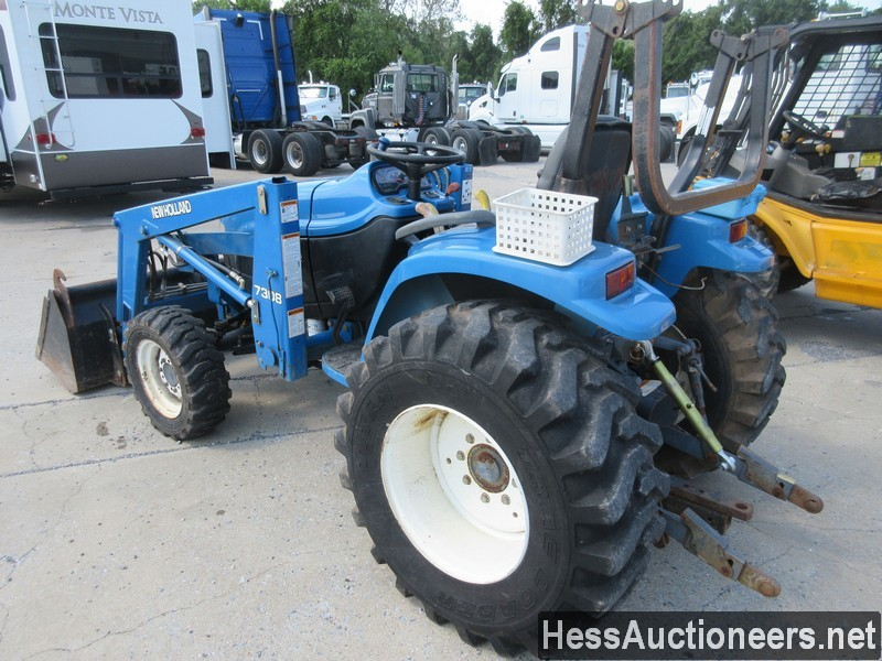 USED1998NEWHOLLANDT1630TRACTOR #37819-4