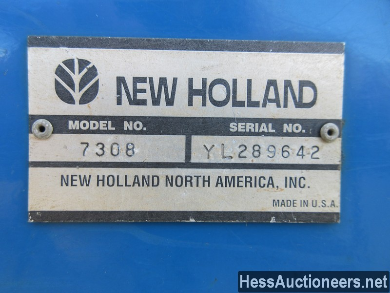 USED1998NEWHOLLANDT1630TRACTOR #37819-5