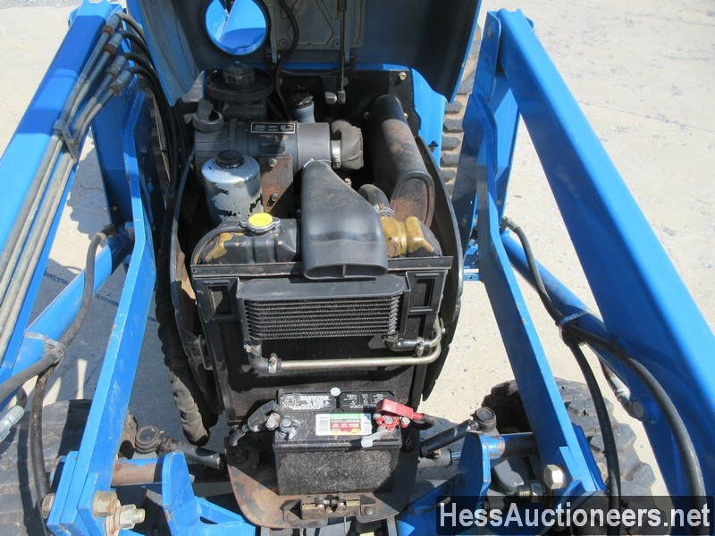 USED1998NEWHOLLANDT1630TRACTOR #37819-6