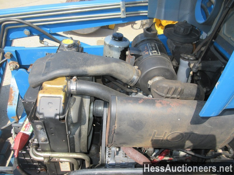 USED1998NEWHOLLANDT1630TRACTOR #37819-7
