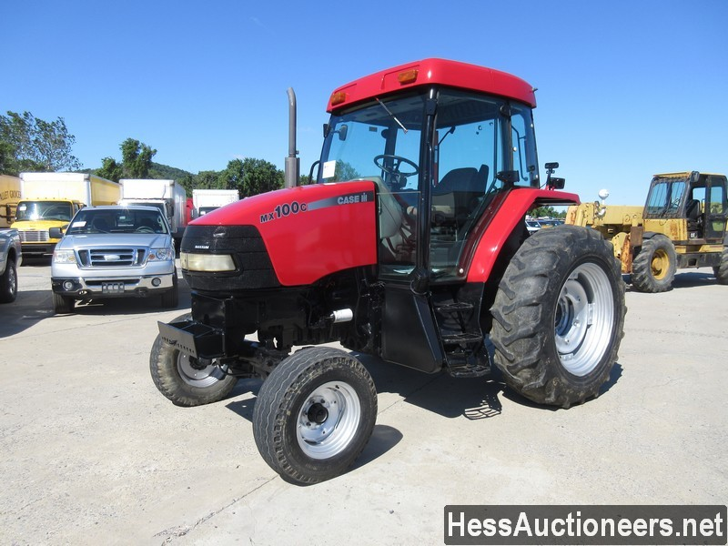 USED2000CASEMX100CTRACTOR #38212