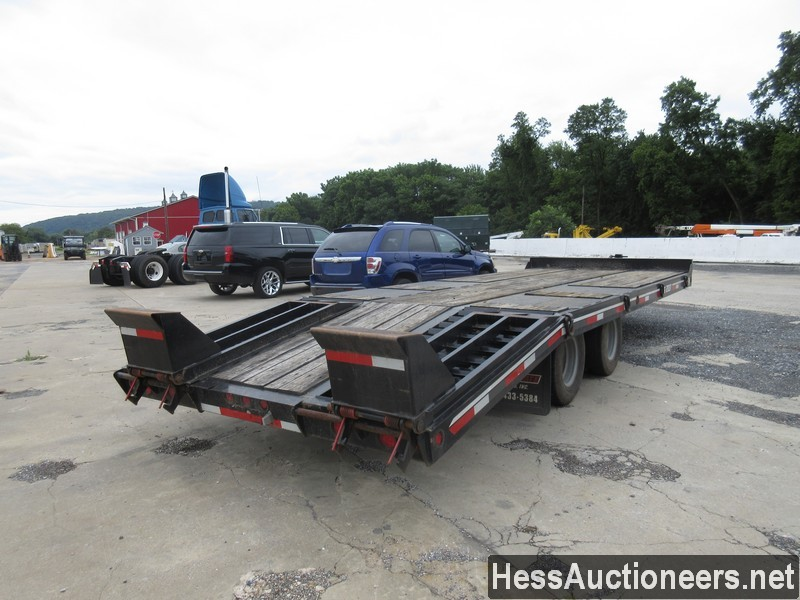 USED 2017 INTERSTATE 20DT TAG TRAILER #39016-3
