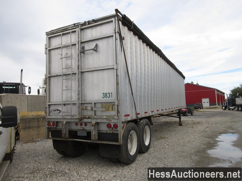 USED 1998 OTHER CRESTWOOD WALKING FLOOR TRAILER #40410-3