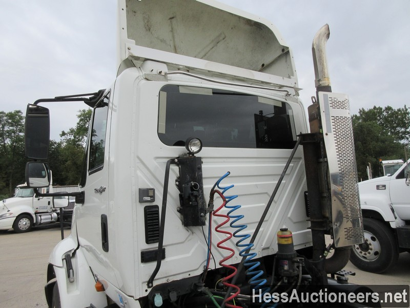 USED 2009 INTERNATIONAL 8600 TANDEM AXLE DAYCAB TRAILER #41493-12