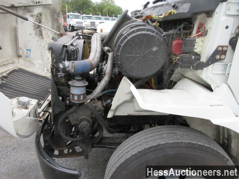 USED 2009 INTERNATIONAL 8600 TANDEM AXLE DAYCAB TRAILER #41493-7