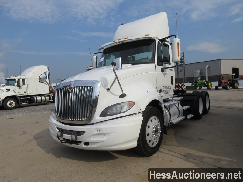 USED 2011 INTERNATIONAL PRO STAR TANDEM AXLE DAYCAB TRAILER #41641