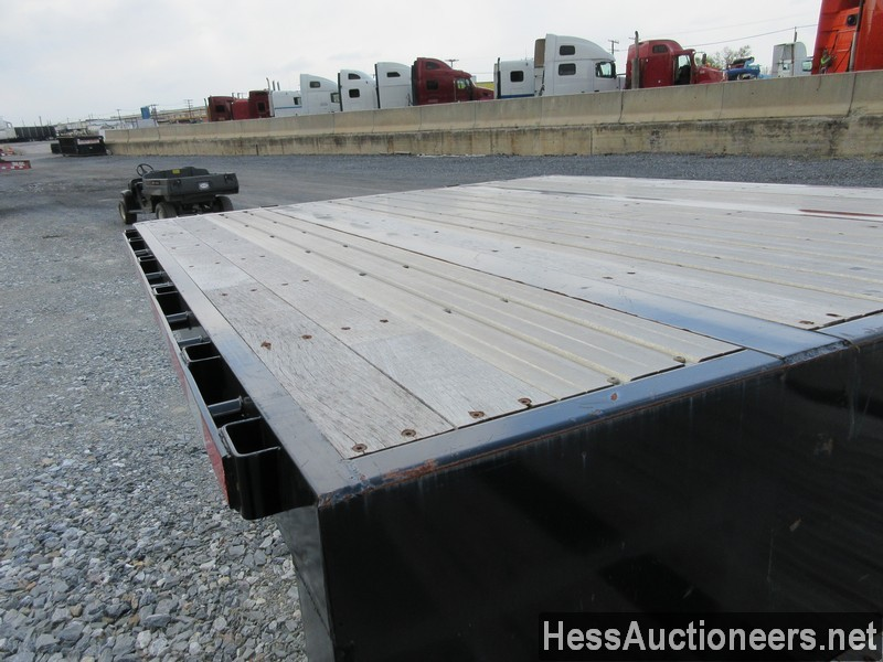 USED 2019 FONTAINE VELOCITY DROP DECK TRAILER #44142-13