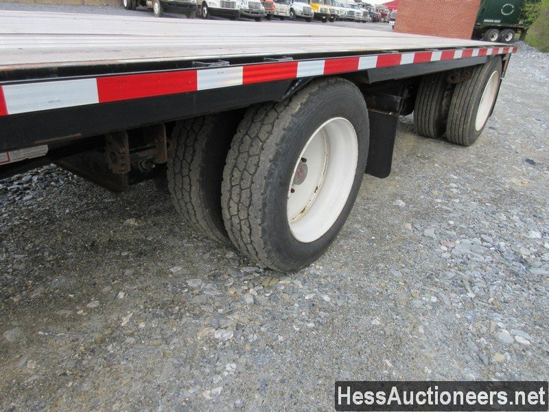 USED 2019 FONTAINE VELOCITY DROP DECK TRAILER #44142-9