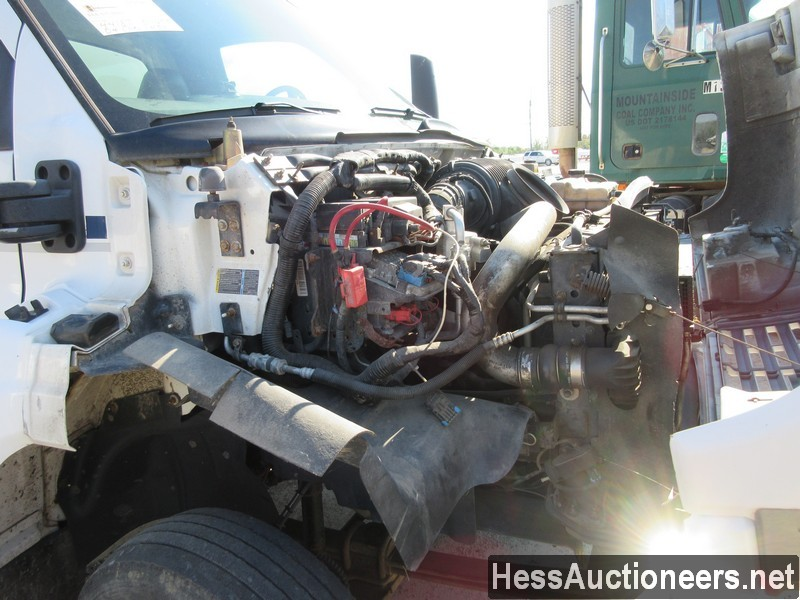 USED 2004 CHEVROLET 4500 SERVICE - UTILITY TRUCK TRAILER #44187-6