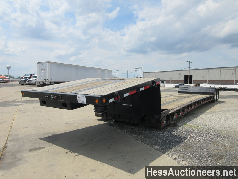 USED 2019 XL SPECIALIZED 48' DROP DECK TRAILER #44539
