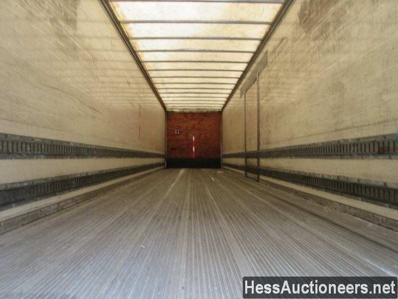 USED 2010 GREAT DANE 42' WITH LIFTGATE VAN TRAILER #47419-11