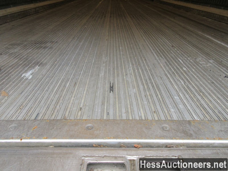 USED 2010 GREAT DANE 42' WITH LIFTGATE VAN TRAILER #47419-12