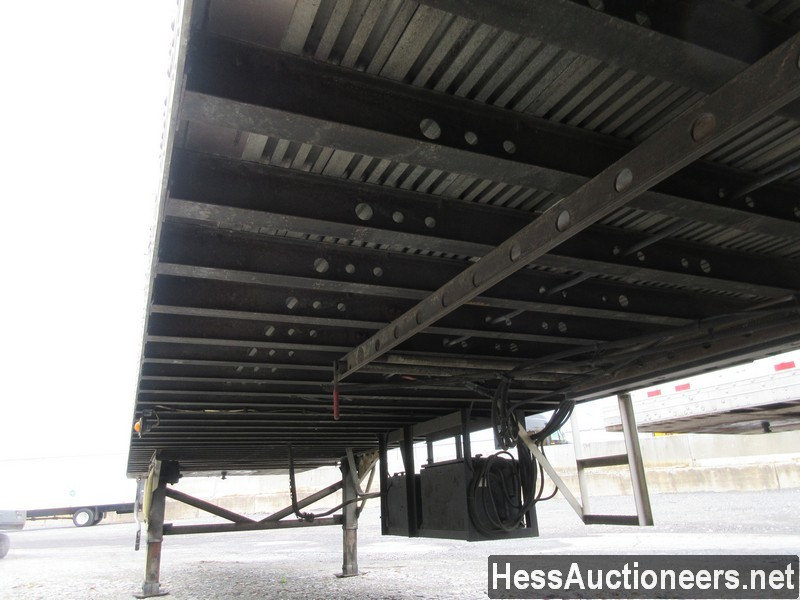 USED 2010 GREAT DANE 42' WITH LIFTGATE VAN TRAILER #47419-16