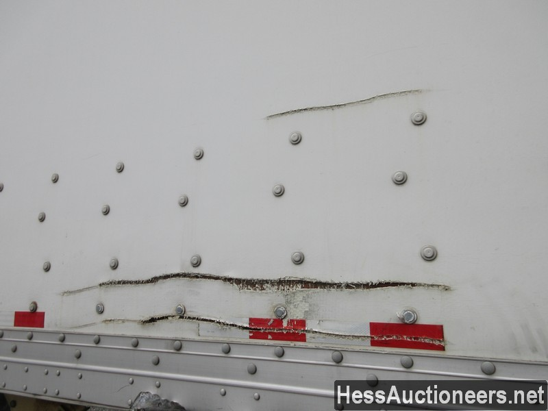 USED 2010 GREAT DANE 42' WITH LIFTGATE VAN TRAILER #47419-19