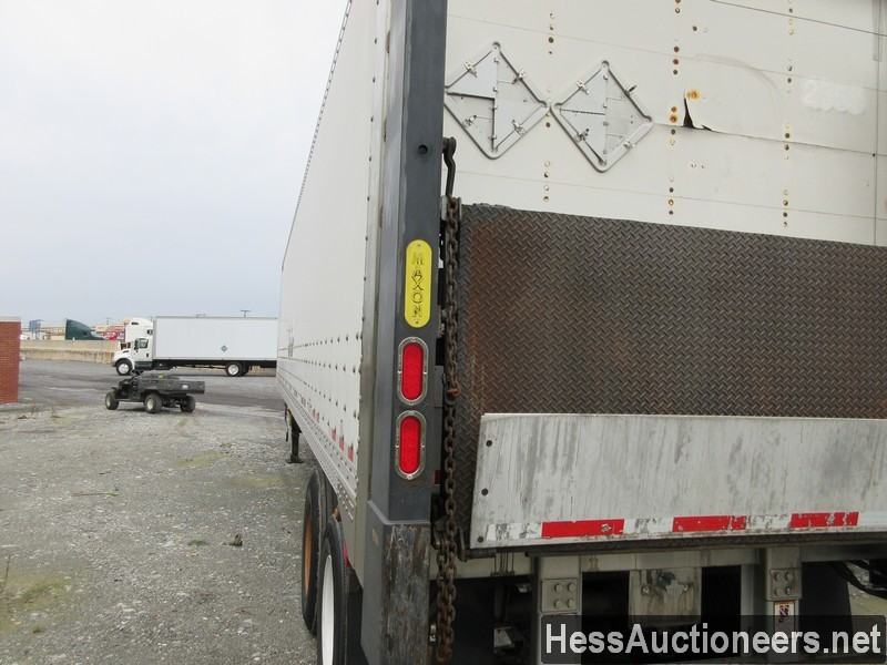 USED 2010 GREAT DANE 42' WITH LIFTGATE VAN TRAILER #47419-4