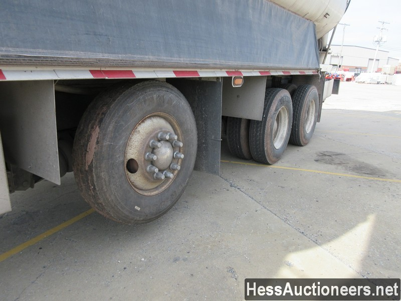 USED 2002 FREIGHTLINER FLD120 GRAIN - SILAGE TRUCK TRAILER #48041-14