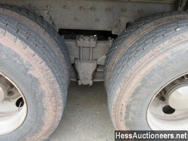 USED 2002 FREIGHTLINER FLD120 GRAIN - SILAGE TRUCK TRAILER #48041-15
