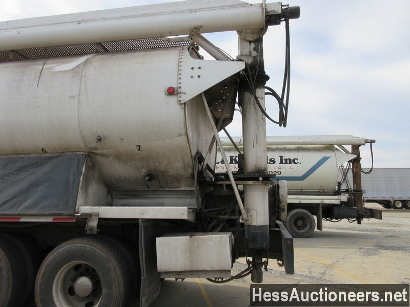 USED 2002 FREIGHTLINER FLD120 GRAIN - SILAGE TRUCK TRAILER #48041-18