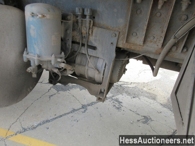 USED 2002 FREIGHTLINER FLD120 GRAIN - SILAGE TRUCK TRAILER #48041-19