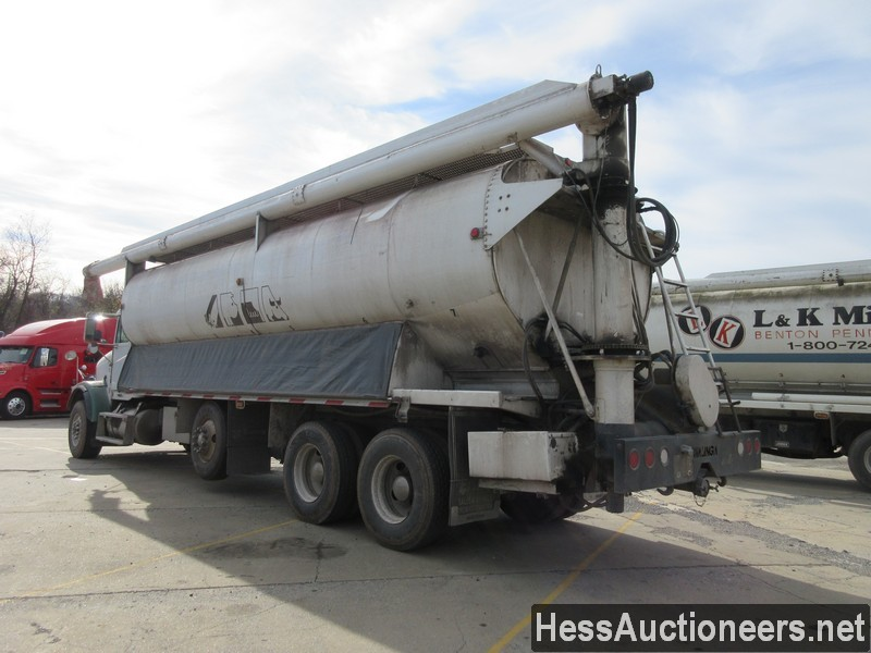 USED 2002 FREIGHTLINER FLD120 GRAIN - SILAGE TRUCK TRAILER #48041-4