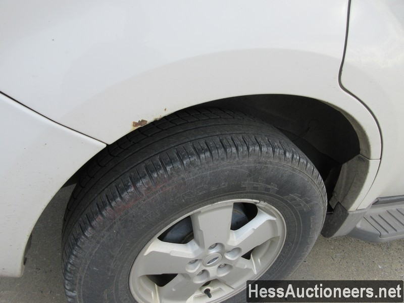 USED 2010 FORD ESCAPE SUV PASSENGER VEHICLE #48044-20