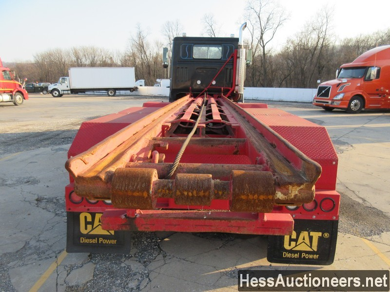 USED 1997 VOLVO . ROLL-OFF TRUCK TRAILER #48798-19