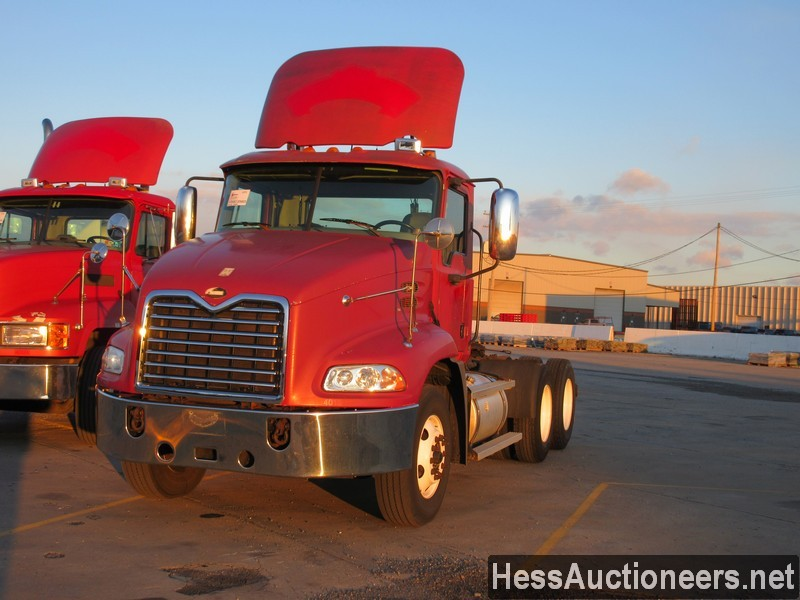 USED 2006 MACK CXN613 TANDEM AXLE DAYCAB TRAILER #48880