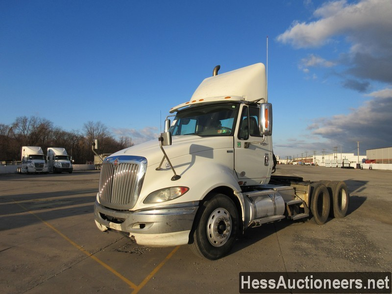 USED 2012 INTERNATIONAL PROSTAR 122 TANDEM AXLE DAYCAB TRAILER #48890