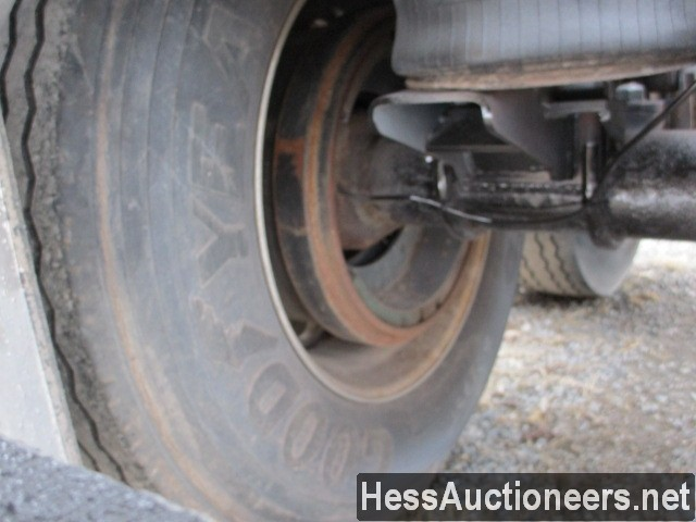 USED 2013 TRAVIS 39' BOTTOM DUMP TRAILER #49670-10