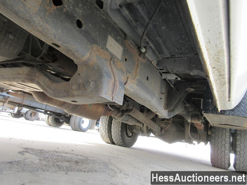 USED 2007 DODGE 3500 SERVICE - UTILITY TRUCK TRAILER #49831-13