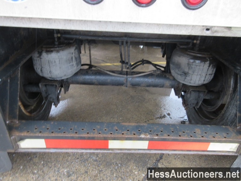 USED 2006 UTILITY 48' COMBO FLATBED TRAILER #49955-10