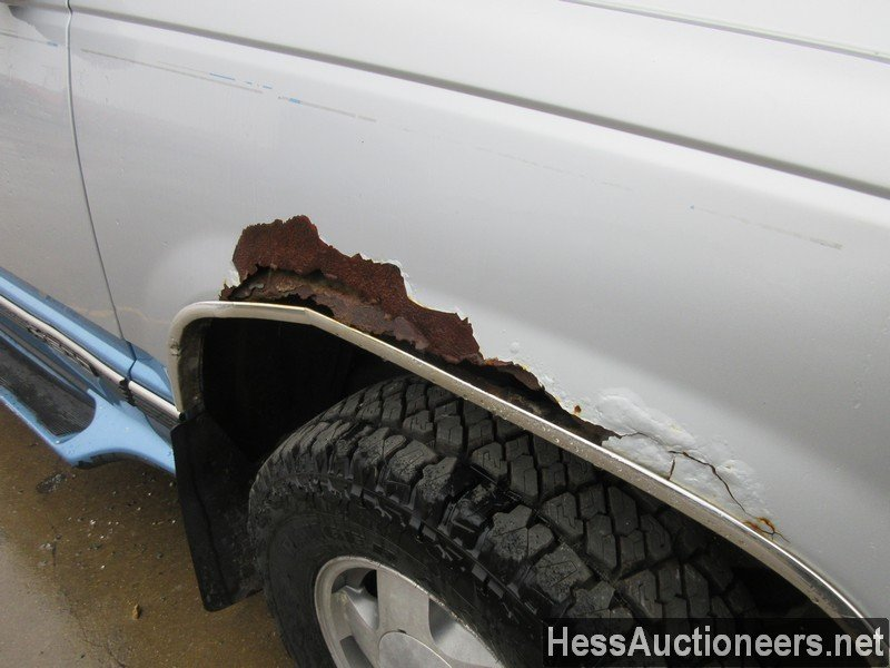 USED 1997 CHEVROLET 1500 4WD 1/2 TON PICKUP TRUCK TRAILER #50037-26