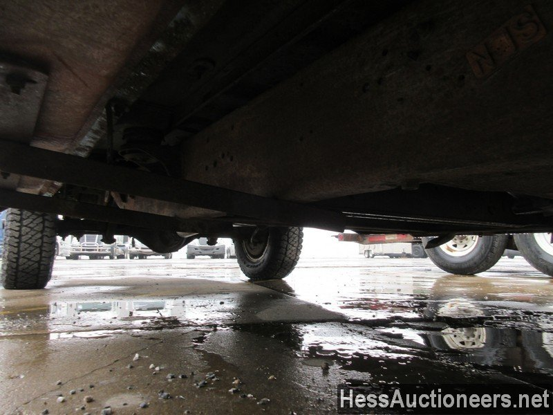 USED 1997 CHEVROLET 1500 4WD 1/2 TON PICKUP TRUCK TRAILER #50037-27