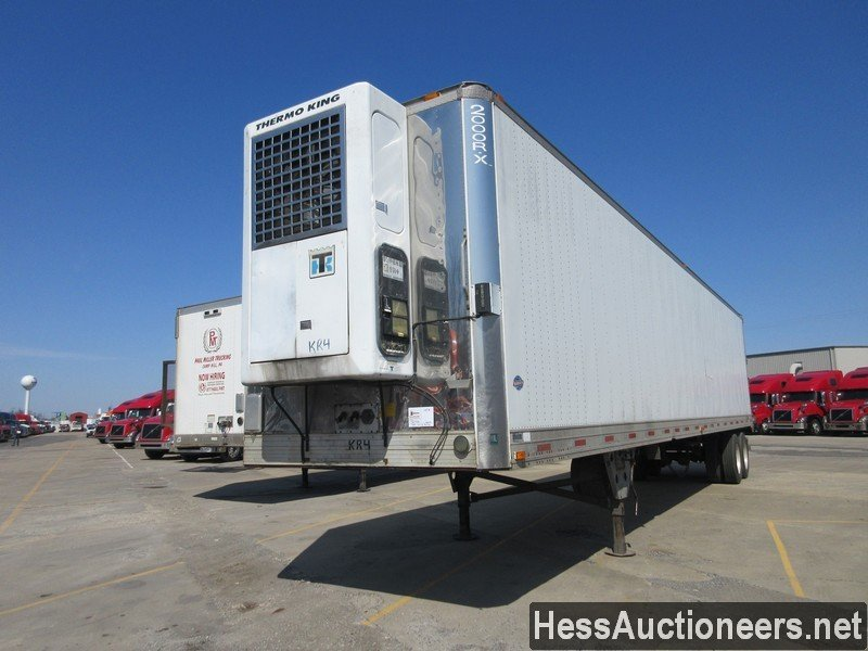 USED 1995 UTILITY 48' REEFER TRAILER #50900