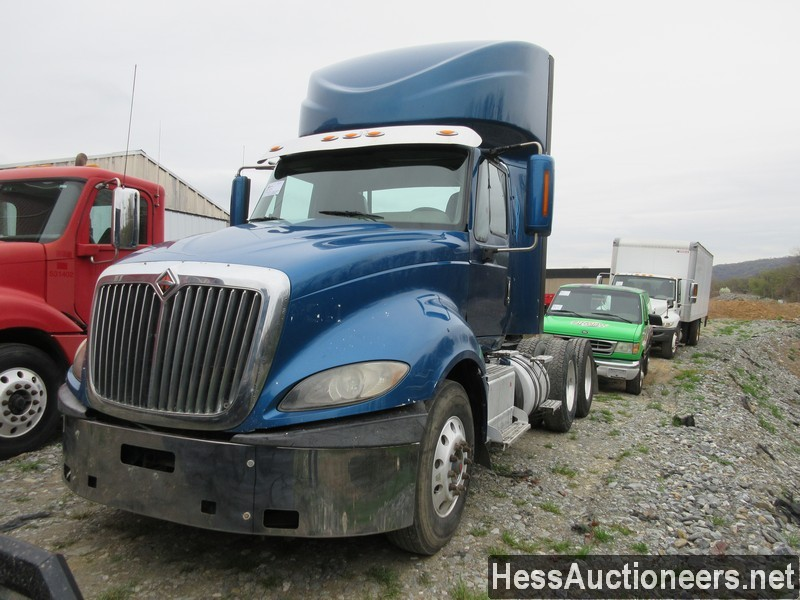 USED 2016 INTERNATIONAL PROSTAR 122 6 X 4 TANDEM AXLE DAYCAB TRAILER #51059