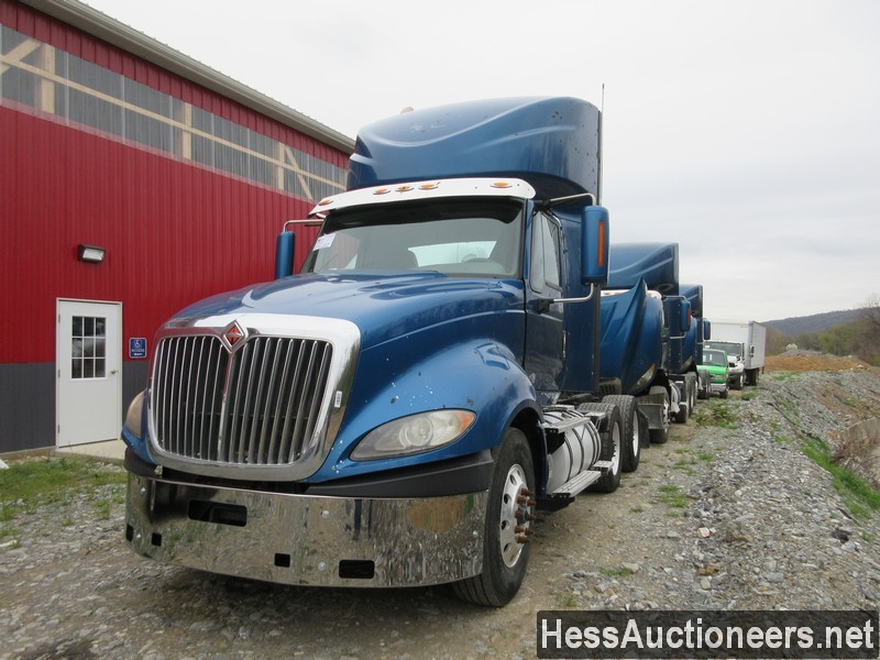 USED 2016 INTERNATIONAL PROSTAR 122 6 X4 TANDEM AXLE DAYCAB TRAILER #51060