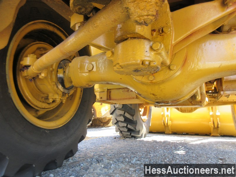 USED 1960 CAT 922 WHEEL LOADER EQUIPMENT #51075-6