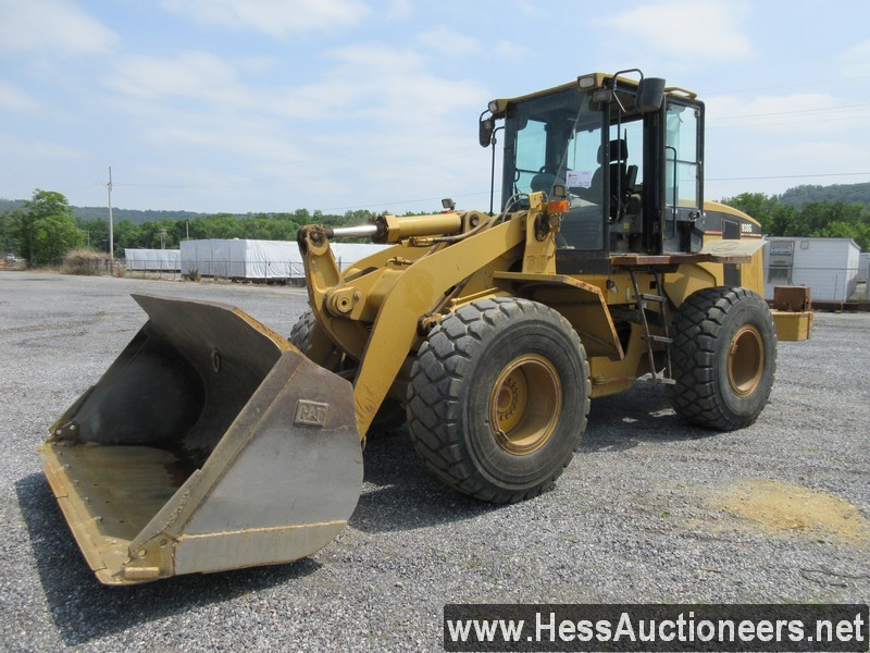 USED 2006 CAT 938G WHEEL LOADER EQUIPMENT #51538