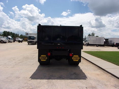 USED 2007 FREIGHTLINER BUSINESS CLASS M2 106 DUMP TRUCK #1749-16