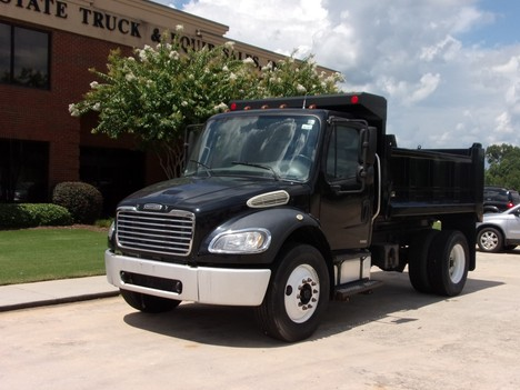 USED 2007 FREIGHTLINER BUSINESS CLASS M2 106 DUMP TRUCK #1749-2