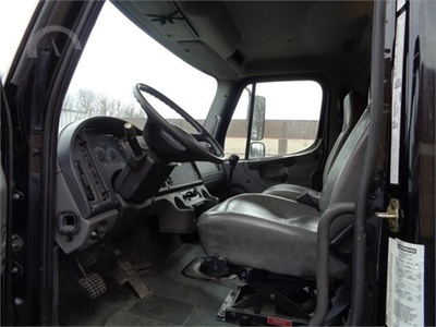 USED 2007 FREIGHTLINER BUSINESS CLASS M2 106 DUMP TRUCK #1749-5