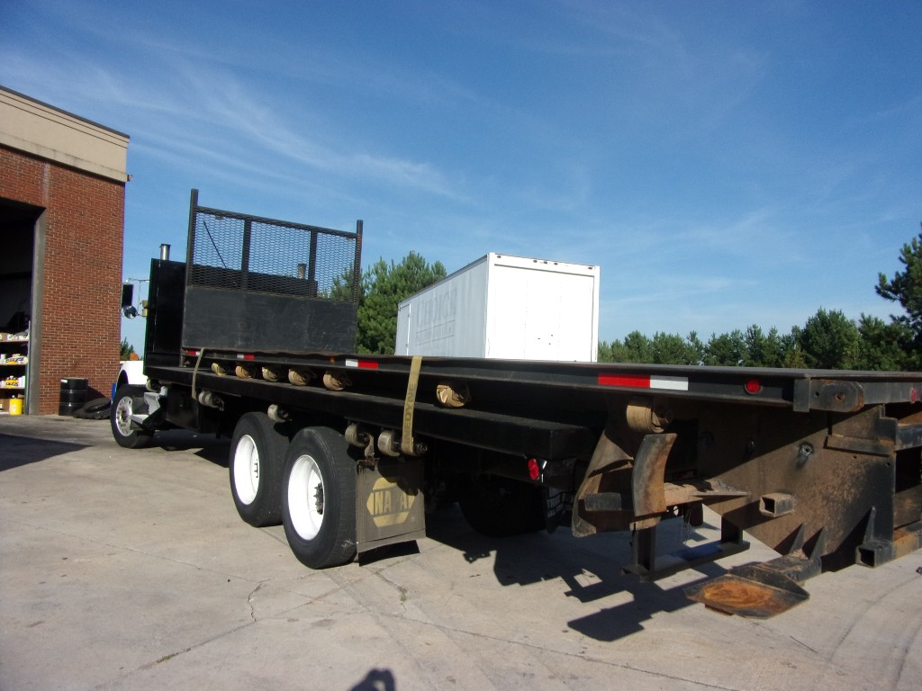 2005 CUSTOM BUILT Flatbed Flatbed Body