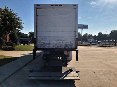 USED 2013 KENWORTH T270 NON CDL BOX VAN TRUCK #1912-13