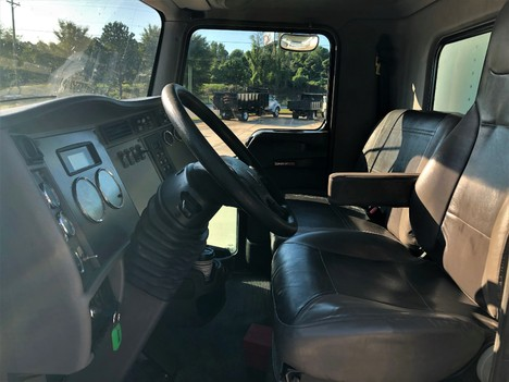 USED 2013 KENWORTH T270 NON CDL BOX VAN TRUCK #1912-7