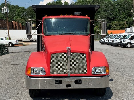 USED 2007 KENWORTH T300 FLATBED TRUCK #2019-2