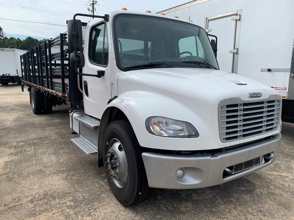 2014 FREIGHTLINER M2 Stake Body Truck