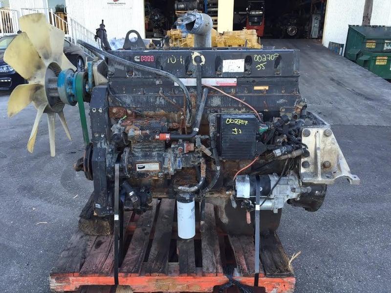 1994 CUMMINS M11 CELECT TRUCK ENGINE FOR SALE #1006