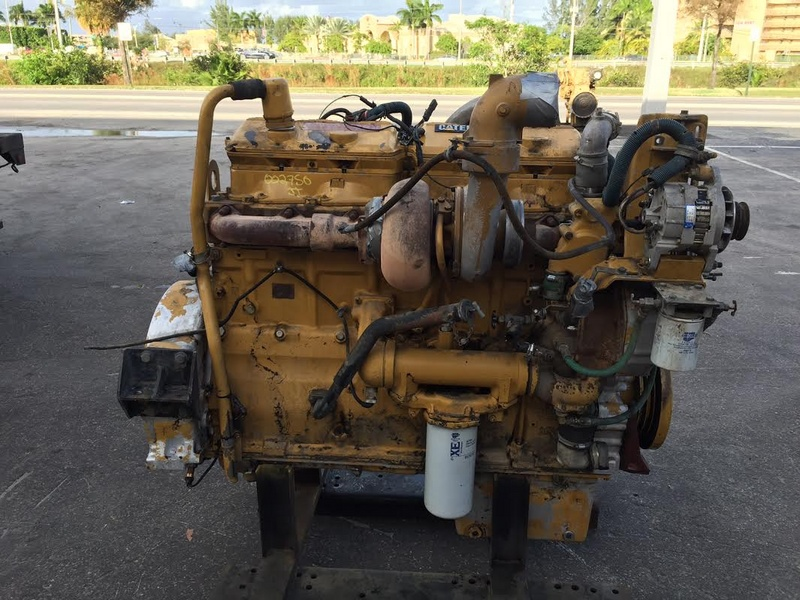 1990 used cat 3406b engine for sale 1047 for Reconditioned motors for sale
